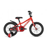 Bicicleta Focus Raven Rookie 1G 16 red