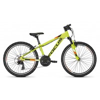 Bicicleta Focus Raven Rookie 21G 24 green