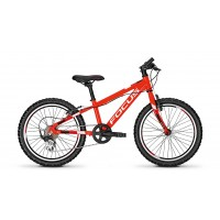 Bicicleta Focus Raven Rookie 7G 20 red