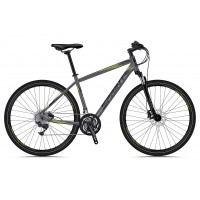 Bicicleta Sprint Sintero Plus Man 28 gri 2018 520mm
