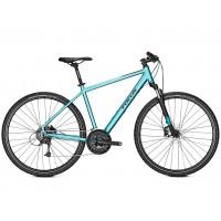 Bicicleta Focus Crater Lake 3.8 DI 27G icebluematt 2019