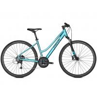 Bicicleta Focus Crater Lake 3.8 TR 27G icebluematt 2019