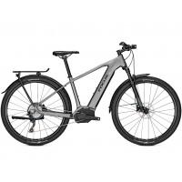 Bicicleta electrica Focus Aventura2 6.8 10G 27.5 greym 2019