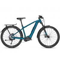 Bicicleta electrica Focus Aventura2 9.8 11G 29 bluem 2019