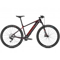 Bicicleta electrica Focus Raven2 9.9 11G 29 black/red 2019