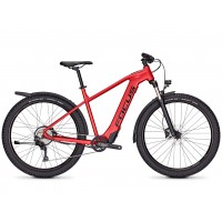 Bicicleta electrica Focus Whistler2 6.9 EQP 29 red 2019