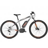 Bicicleta electrica Focus Jarifa2 3.9 9G 27.5 silver 2019