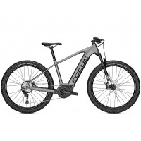 Bicicleta electrica Focus Jarifa2 6.7 Plus 10G 27.5 greym 2019