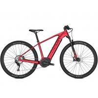 Bicicleta electrica Focus Jarifa2 6.7 10G 27.5 redm 2019