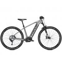 Bicicleta electrica Focus Jarifa2 6.9 11G 27.5 greym 2019