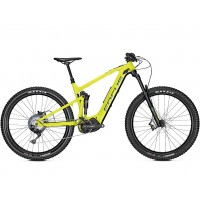 Bicicleta electrica Focus Jam2 6.7 Plus 10G 27.5 green/black 2019