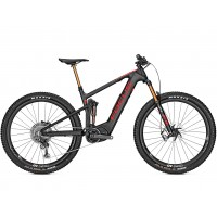 Bicicleta electrica Focus Jam2 9.9 Nine 12G 29 black/red 2019