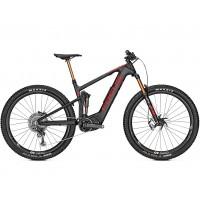 Bicicleta electrica Focus Jam2 9.9 Nine 12G 29 black/red 2019