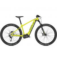 Bicicleta electrica Focus Jam2 HT 6.8 Nine 10G 29 green/black 2019