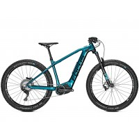 Bicicleta electrica Focus Jam2 HT 6.9 Plus 11G 27.5 blue/black 2019