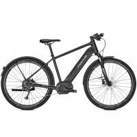 Bicicleta electrica Focus Planet2 6.7 9G blackm 2019