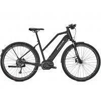 Bicicleta electrica Focus Planet2 6.7 9G TR blackm 2019