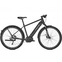 Bicicleta electrica Focus Planet2 6.8 10G blackm 2019
