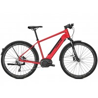 Bicicleta electrica Focus Planet2 6.8 10G redm 2019