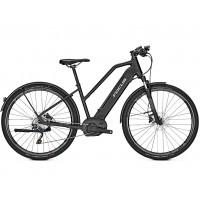 Bicicleta electrica Focus Planet2 6.8 10G TR blackm 2019