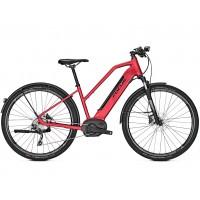 Bicicleta electrica Focus Planet2 6.8 10G TR redm 2019