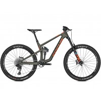 Bicicleta Focus Sam 8.9 12G 27.5 olive/orange 2019