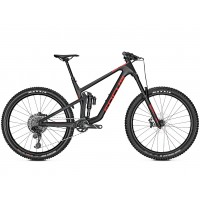 Bicicleta Focus Sam 9.9 12G 27.5 black/red 2019