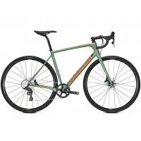Bicicleta Focus Paralane 8.9 GC 11G olive/orange 2019