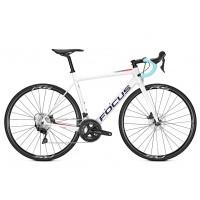 Bicicleta Focus Izalco Race Disc 9.9 22G white 2019