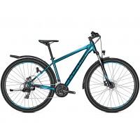 Bicicleta Focus Whistler 3.4 EQP 21G 27.5 navyblue 2019