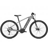 Bicicleta electrica Focus Jarifa2 6.7 10G 27.5 greym 2019