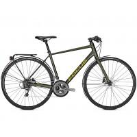 Bicicleta Focus Arriba 3.9 16G olivematt 2019 - 500mm (M)