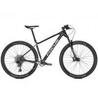 Bicicleta Focus Raven 8.6 12G 29 black/white 2019 -500mm (L)