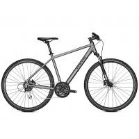 Bicicleta Focus Crater Lake 3.7 DI 24G torontogreymatt 2019 550mm (L)