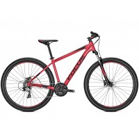 Bicicleta Focus Whistler 3.5 24G 29 hotchillired 2019 - 520mm (XL)