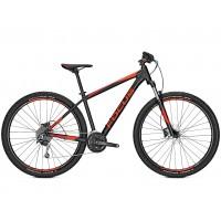 Bicicleta Focus Whistler 3.7 27G 27.5 magicblackmatt 2019 - 400mm (S)