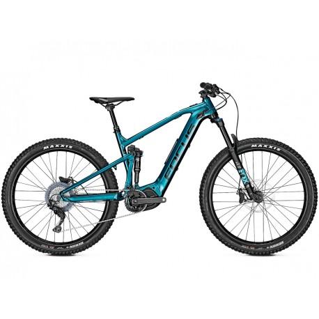 Bicicleta electrica Focus Jam2 6.8 Plus 11G 27.5 blue/black 2019 - 440mm (M)