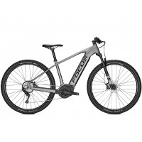Bicicleta electrica Focus Jarifa2 6.7 10G 29 greym 2019 - 520mm (XL)