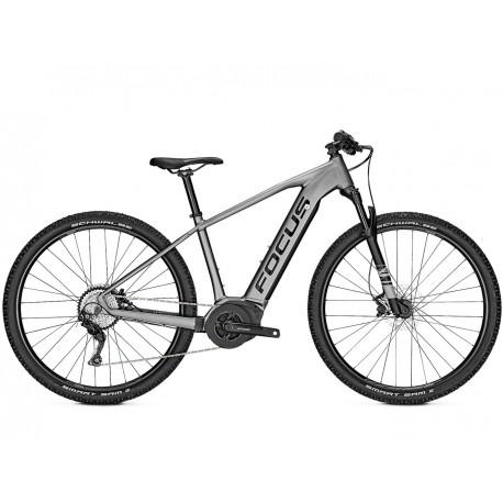 Bicicleta electrica Focus Jarifa2 6.7 10G 29 greym 2019 - 520mm (XL)