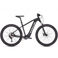 Bicicleta electrica Focus Whistler2 6.9 9G 29 black 2019 - 520mm (XL)