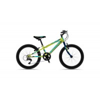 Bicicleta Sprint Casper 20 Verde Neon Mat 2019