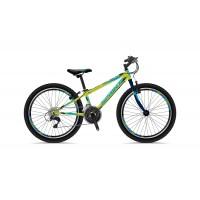 Bicicleta Sprint Casper 24 Verde Neon Mat 2019