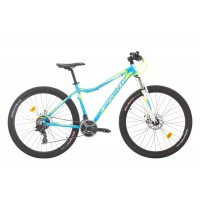 Bicicleta Sprint Hunter MDB 27.5 450mm Freddy Blue Mat 2019