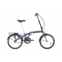 Bicicleta Sprint Comfort 20 Pliabila Nexus3 Albastru Mat 2019