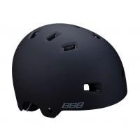 BBB Casca Billy BHE-50 negru mat S