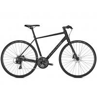 Bicicleta Focus Arriba 3.8 24G magicblackmatt 2019 550mm(L)