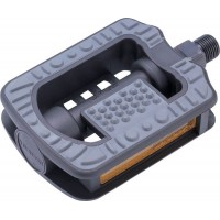 UNION Pedale SP-801 Non-Slip negru/gri