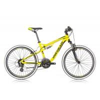 Bicicleta Shockblaze Warrior 24 FSP 2017 Green