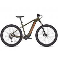 Bicicleta electrica Focus Whistler2 6.9 9G 29 moosgreen 2019 - 520mm (XL)