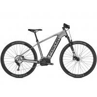 Bicicleta electrica Focus Jarifa2 6.8 10G 29 greym 2019